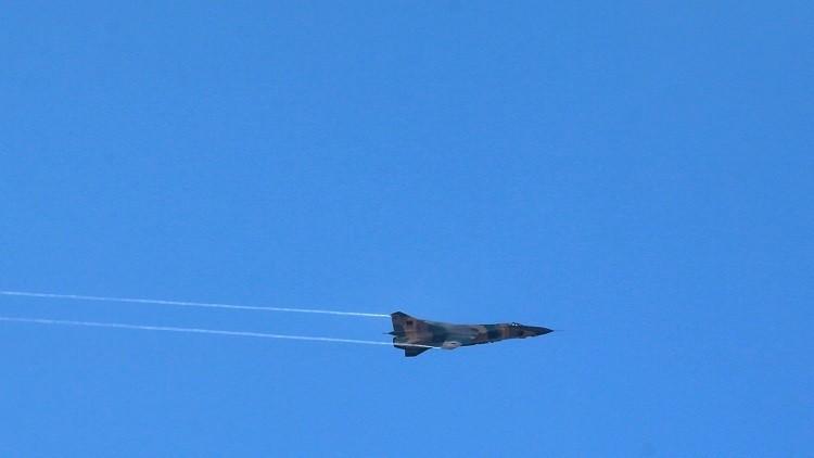 سلاح الجو الليبي يشن 3 غارات على قاعدة الجفرة الجوية
