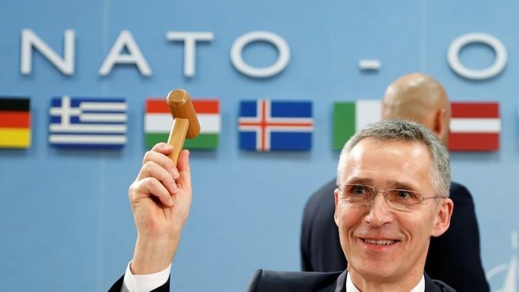 ليبيا تطلب من الناتو مساعدتها بإنشاء قوات أمنية