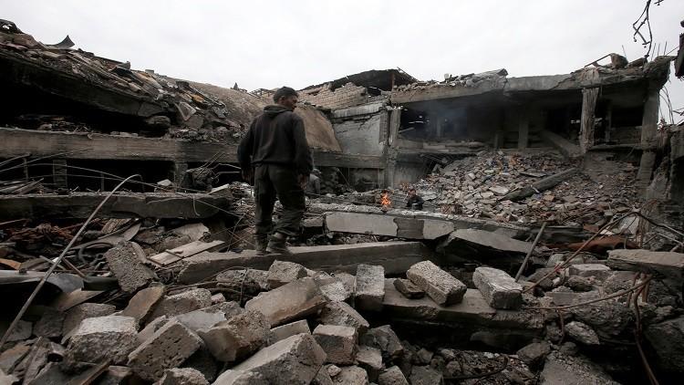 هيومن رايتس ووتش: الحشد الشعبي دمر بيوت عرب سنة قرب الموصل