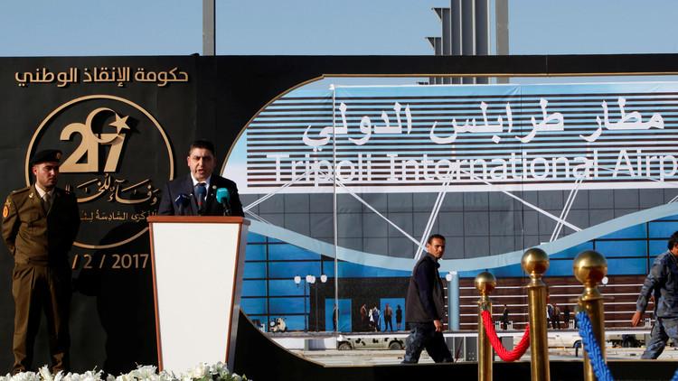 خطط لإعادة بناء مطار طرابلس