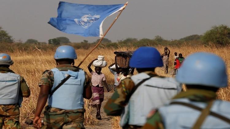 الأمم المتحدة: فقدان 20 ألف نازح في جنوب السودان