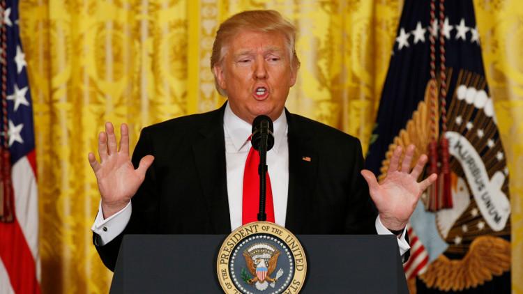 ترامب يؤكد نيته تحسين العلاقات مع روسيا رغم كذب الإعلام