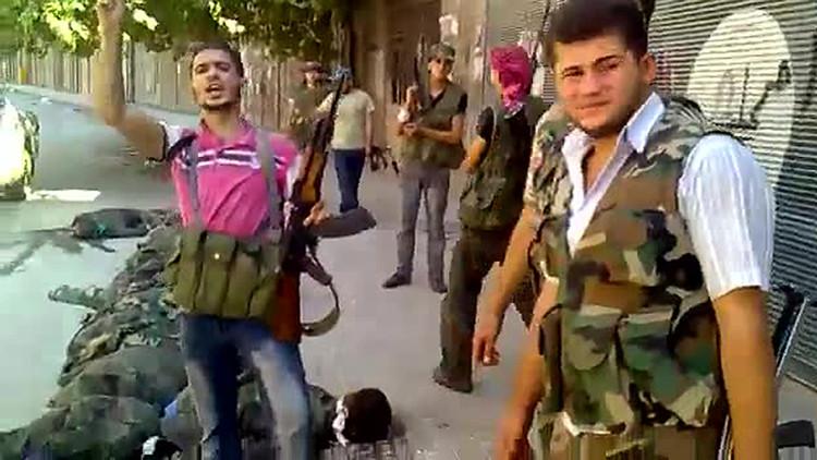 المؤبد لسوري في السويد قتل جنودا سوريين في إدلب