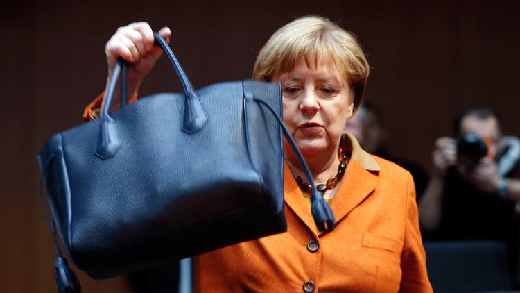 ميركل: لم أتوقع هذا الأمر من الاستخبارات الألمانية