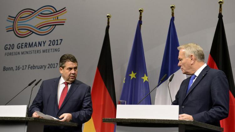 برلين: دمشق غير قادرة على إجراء مفاوضات جدية دون موسكو