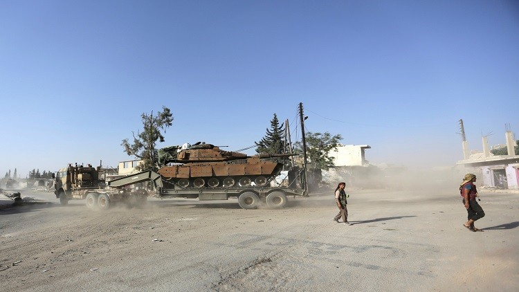 الجيش التركي يعلن قرب استكمال السيطرة على الباب السورية