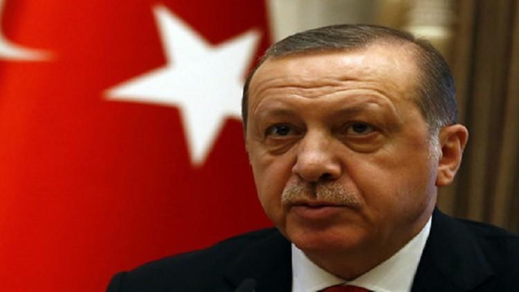 أردوغان يكشف عدد الإرهابيين الذين منعهم من دخول سوريا