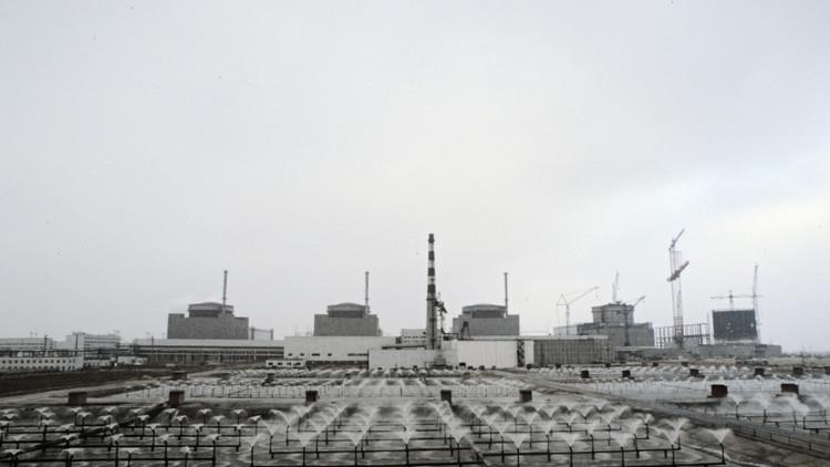 توقف المفاعل النووي بسبب خلل في محطة ريفنّا الأوكرانية