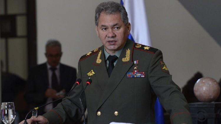 شويغو: القوة العسكرية الروسية الشرقية نمت بـ 10% في 2016