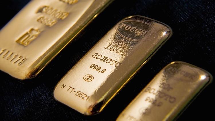الذهب يتألق للأسبوع الثالث