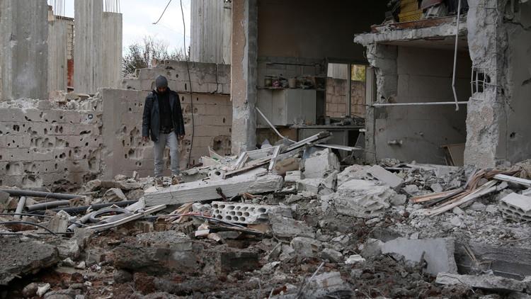 حميميم: 4 انتهاكات للهدنة في سوريا
