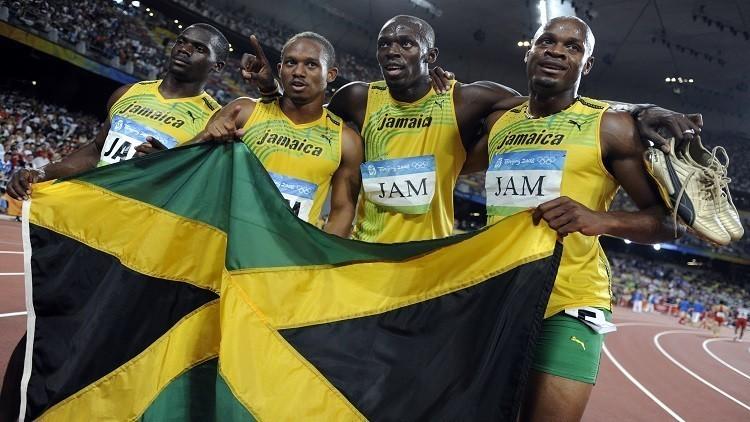 كارتر يستأنف قرار تجريد منتخب جامايكا من ذهبية أولمبياد 2008