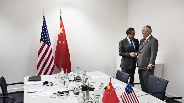 بكين تؤكد استعدادها للعمل مع واشنطن