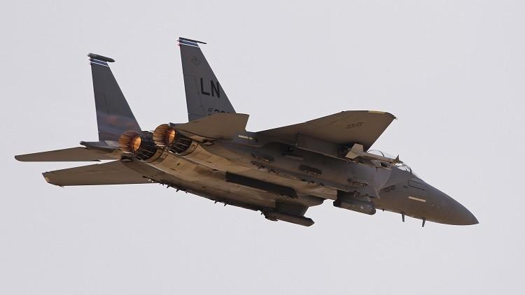 مقاتلتان تعترضان طائرة قرب مقر ترامب