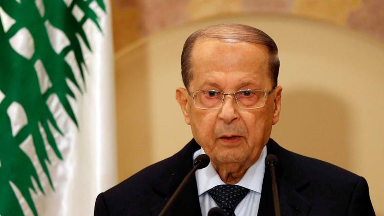 عون: نيل إسرائيل من سيادة لبنان لن يبقى دون رد
