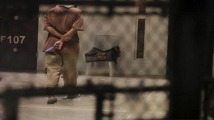 منظمة أمريكية: قضية معتقلي غوانتانامو سياسية