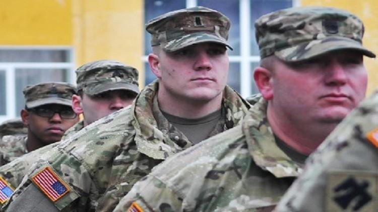 الولايات المتحدة ترسل ألف عسكري إلى بولندا