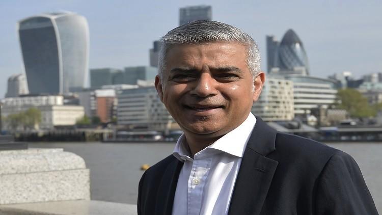 عمدة لندن يدعو لإلغاء استقبال ترامب في بريطانيا