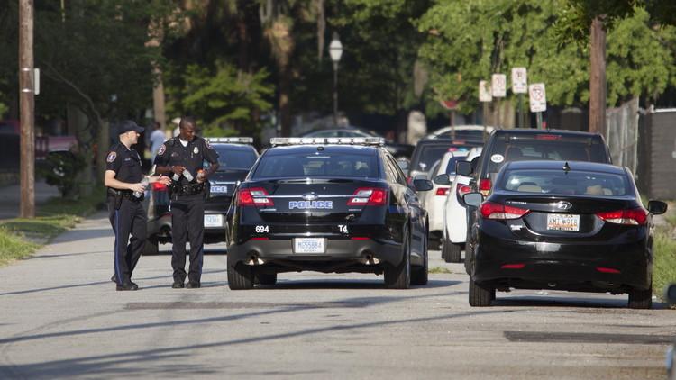 إصابة مسلح احتجز رهائن في ساوث كارولينا