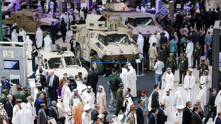 موسكو تؤكد إجراء مباحثات حول تزويد السعودية بالأسلحة