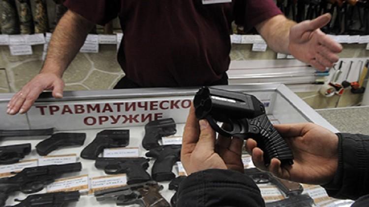 روسيا تستأنف توريد المسدسات إلى الشرطة الأمريكية