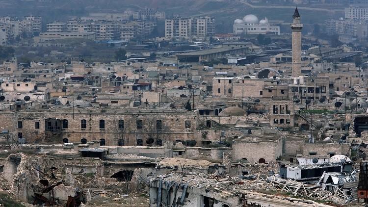 في أي حال يمكن لسوريا أن تنقسم إلى أشباه دول؟