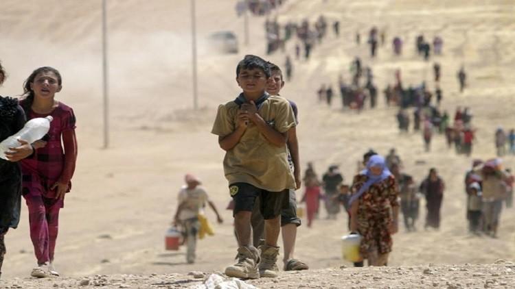 كارثة إنسانية جديدة تتهدد الشرق الأوسط