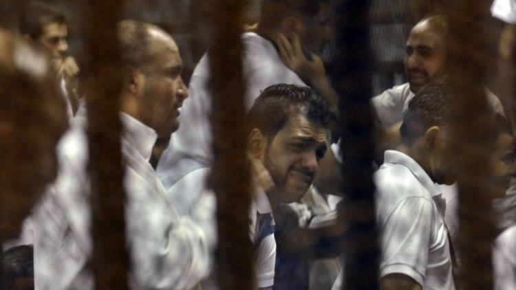 حكم  قطعي بإعدام 10 متهمين في قضية استاد بورسعيد