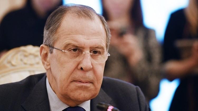 لافروف: نأمل في بدء التنسيق مع البنتاغون حول سوريا