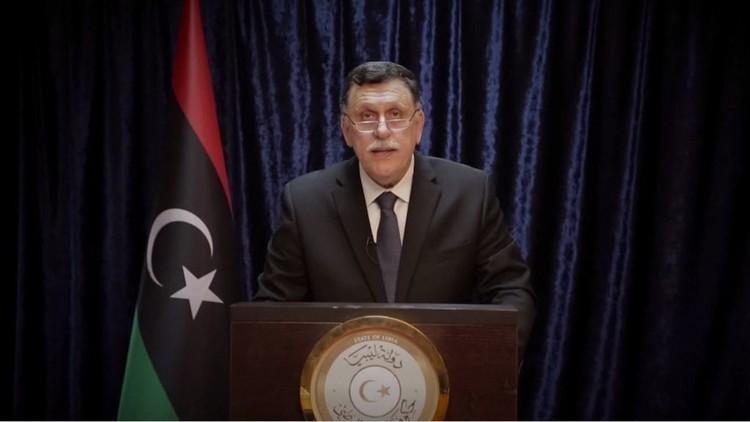 نجاة السراج من محاولة اغتيال في طرابلس