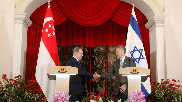 سنغافورة تدعو إسرائيل إلى استئناف المفاوضات مع الفلسطينيين