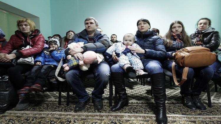 أوروبا تخصص 18 مليون يورو للمتضررين من النزاع الأوكراني