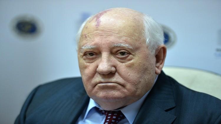 غورباتشوف: تشوركين كان مثالا للرجل الروسي الأصيل
