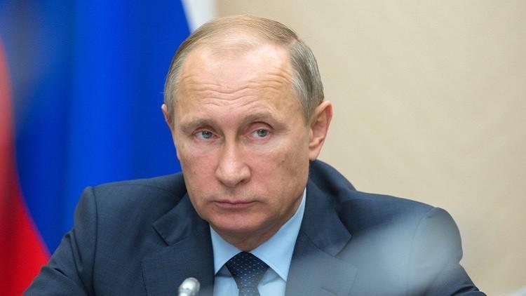 بوتين يعزي الخارجية الروسية وعائلة تشوركين