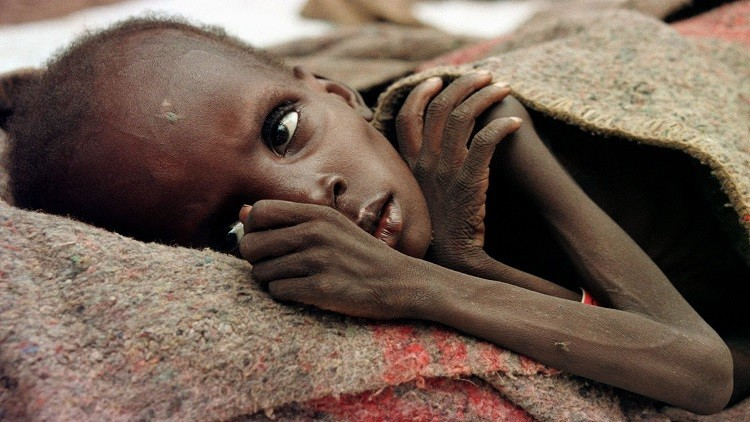 المجاعه تهدد مناطق في جنوب السودان