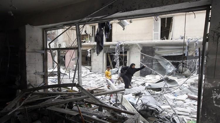مقتل11 مدنيا بينهم أطفال بقصف تركي على ريف حلب