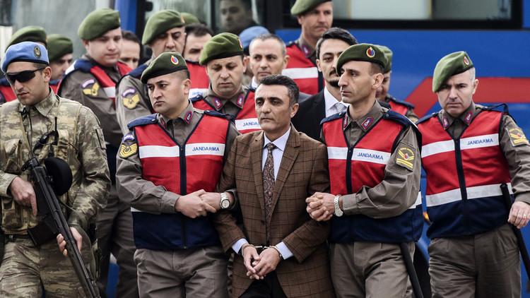 المتهم الرئيس في محاولة اغتيال أردوغان: لن أبكي أمامكم كالأطفال