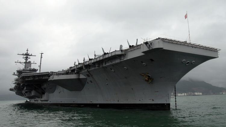 لماذا أرسلت واشنطن حاملات الطائرات إلى بحر الصين الجنوبي؟