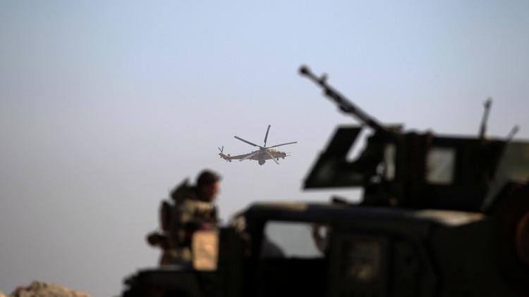 العراق يطلب من روسيا أسلحة لكافة صنوف قواته