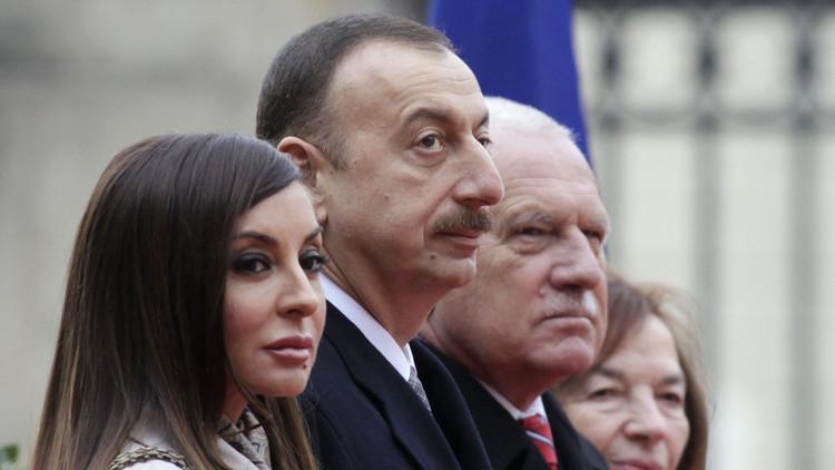 علييف يعين زوجته نائبا أول لرئيس أذربيجان