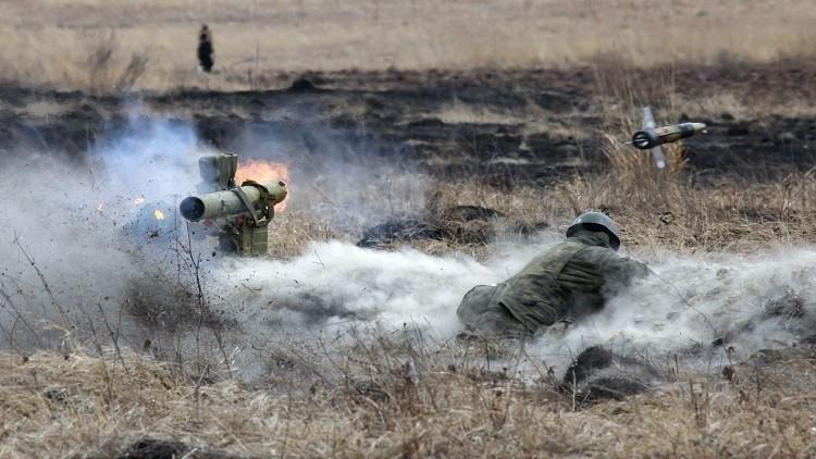 روسيا تزود الإمارات بصواريخ مضادة للدروع