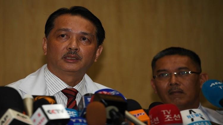 ماليزيا: لم يطلب ذوو كيم جونغ نام تسليم جثمانه