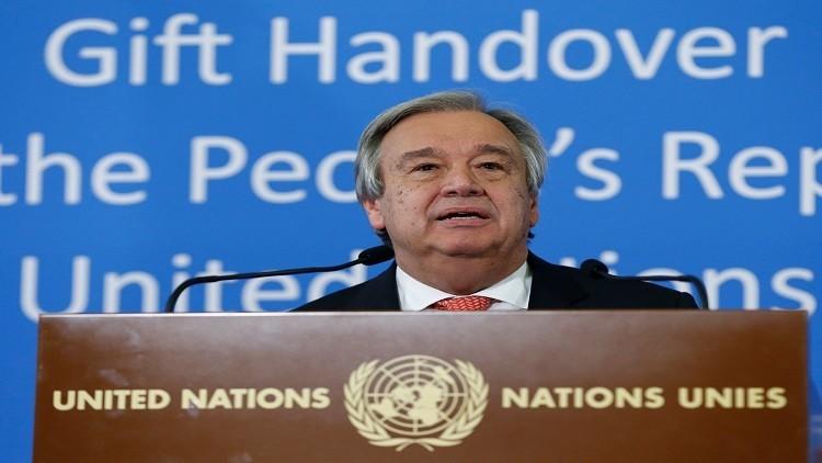 فنانون ومثقفون سوريون يوجهون رسالة مفتوحة للأمم المتحدة