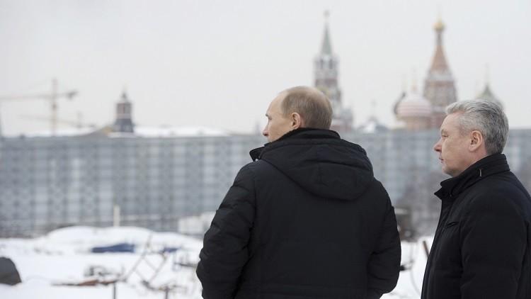بوتين يمحو أثر خروشوف من موسكو