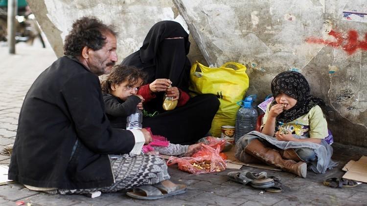 الأمم المتحدة: 7 ملايين يمني مهددون بالمجاعة