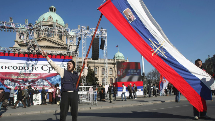 صربيا تنتظر رد فعل مجلس الأمن الدولي على إنشاء جيش كوسوفو