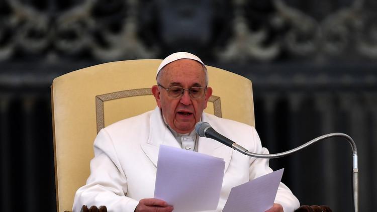 البابا فرنسيس يحث على تقديم مساعدات عاجلة للجياع في جنوب السودان