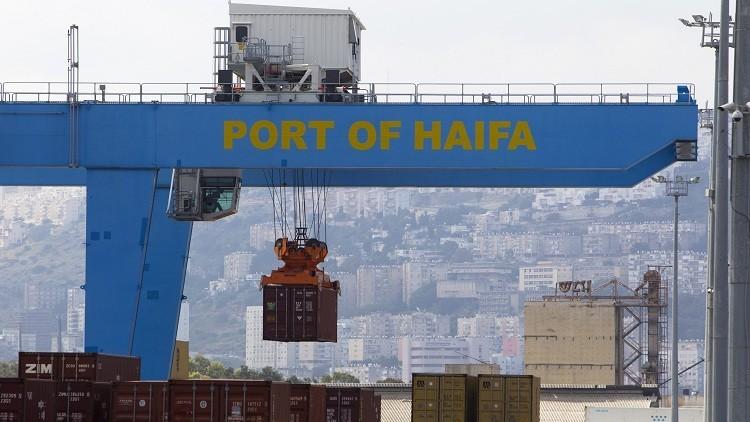 إغلاق مصنع الأمونيا في حيفا