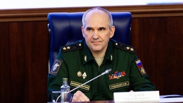 ترقيات لجنرالات روس على أدائهم المهني في سوريا