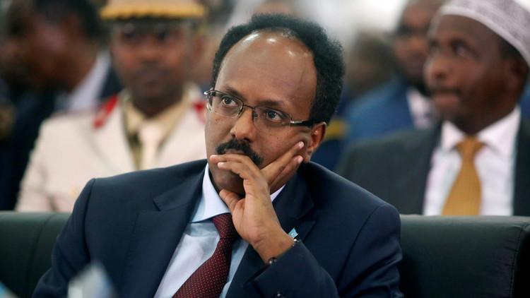 الرئيس الصومالي الجديد يدعو